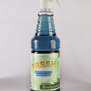 Sanitizante de superficies y ambiental biodegradable bambu