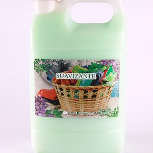 Suavizante para ropa biodegradable suave abril