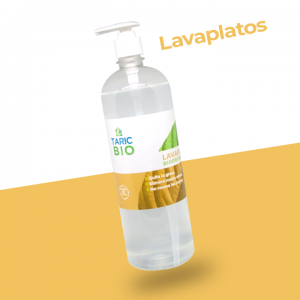 Lavaplatos biodegradable